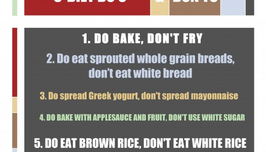 5 Diet Do's And Don'ts