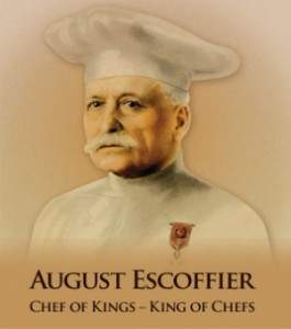 escoffier-chef