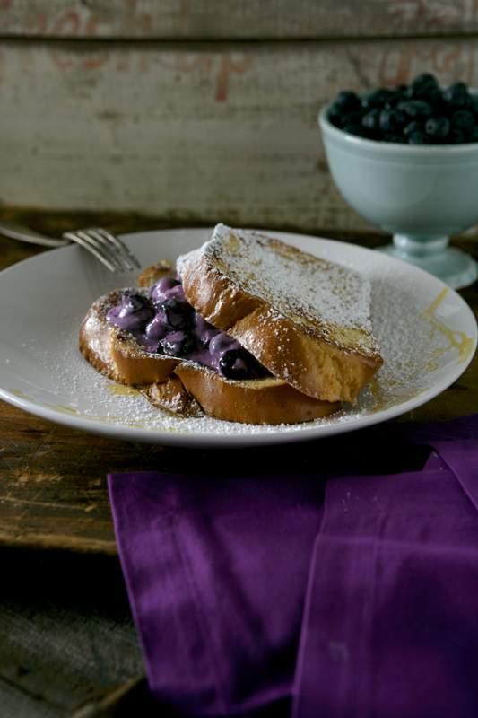 Lemon Blueberry French Toast-6680