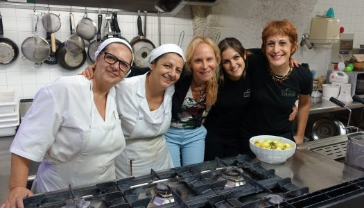 Culinary Travel to Italy, for 30 CEU from the Academy of Nutrition and Dietetics